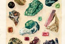 stones, gems... / les cailloux!!!