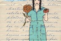 Journaling Art / by Cindy Lee Jones