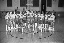 Basketball / Images about basketball in Ohio from archives, libraries, historical societies, museums, and other records repositories in Ohio.