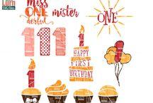 Birthday svgs