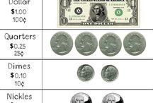 Teaching Money Games