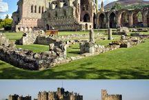 England's castles