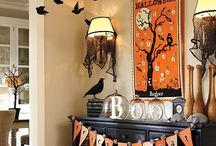 Halloween Decor / by Jodi Cocanour