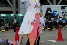 Tales of Vesperia Cosplay
