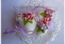 ArteZucchero / Confetti Decorati ArteZucchero Idee & Bomboniere