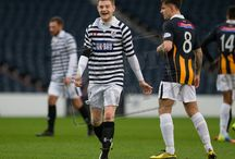 Queen's Park v East Fife / Pictures from the SPFL League Two game between Queen's Park and East fife.  Game played at Hampden Park on Saturday 7th March 2015.