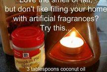 Make my house smell wonderful
