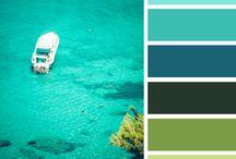 Fargeprøver