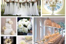 Inspiration - White Wedding