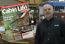 Cabin Life Issue Preview Videos / Here you can find videos that preview each issue of Cabin Life. Go ahead - see what's inside! / by Cabin Life magazine