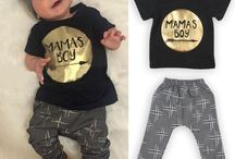 Clothing for the Little ones