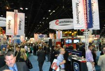 Trade Shows & Education / Check out the very our members have to offer when it comes to exhibiting, and more importantly, - teaching and learning -  foodservice trade shows and exhibitions.