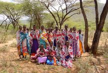 Beauties from Masaai Tanzania