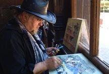Międzynarodowy Plener Malarski, Szczawno Zdrój, Polska, 2010 / International Painting Open Air, Szczawno Zdroj, Poland, 2010