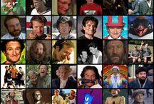 Robin Williams / RIP
