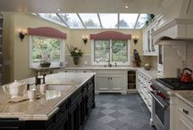 Kitchens & Kitchen Decor / Beautiful kitchen design ideas of new home and renovation projects painted by Sherwood Painting.