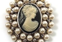 Pearls and Cameos / by Marijke R