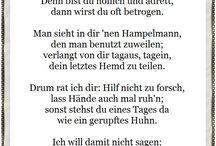 Gedicht 'Ausnutzen'