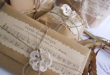 Papiers ♥ Krafts, musiques et autres ♥