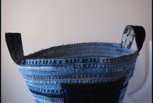 Old Jeans / by Rhonda Martin