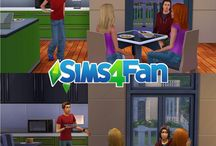 The Sims 4 / I'm so damn excited. All the excite. / by Krystina Lindsey