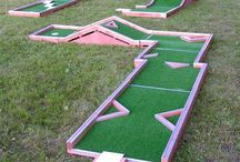 mini golf ideas