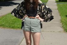 CollegeFashionista style / by Lauren Zazzara