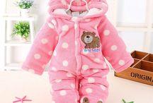 Детская мода / Модные и стильные наряды для наших малышей