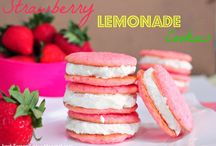 Cookies / Stop buying your cookies at the store and check out these tasty recipes and make your cookies at home.