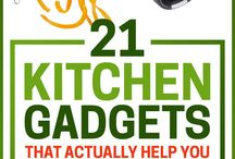 Healthy Kitchen / Get tips on how to start your healthy kitchen- tips on meal prep and tools to make your life easier.