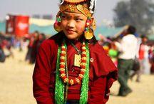 Nepalese inspiration
