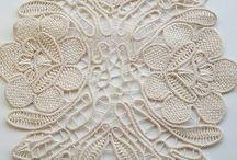 Crochet - dentelles