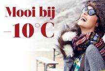 Mooi bij -10°C / Hoe houd je jouw huid mooi tijdens de Wintersport of bij extreem koude temperaturen? Een paar tips!