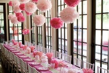 Ava's 1st Birthday - One Sweet Year!! / Ideas I want to do for sure!!  I want to do the party very Shabby Chic...