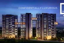Marvel Kyra, Magarpatta Road, Pune / A life of luxury to you is one where pampering yourself is something you want to do in a space that lets you let down your guard. Welcome to the confidentially luxurious life at Marvel Kyra. Come Experience the Marvel Kyra.