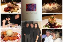 Wine Dinners / I routinely feature the most high rated and sought after wines when I host wine dinners at Abacus, Jasper's and our catering venue in Frisco, Texas. Each course is expertly paired with wines specific to each dish and served in an intimate and friendly environment. If you'd like to learn more about events like this one, please join our mailing list. http://www.kentrathbun.com/signup.html