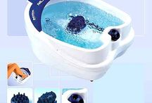220 Volts Foot Spa / For more details visit http://www.worldwidevoltage.com/palson-ex312w-foot-spa-for-220-volts-only.html