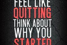 Algo porque luchar... / Wise Quotes