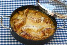 Recettes avec du poulet