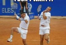 Tennis Memes / A collection of funny tennis memes.