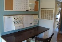 organized office / by Amy Gorman