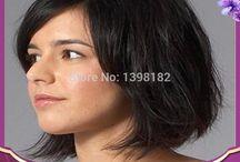 Human hair wigs / 100% virgin human hair!