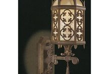 Outdoor Lighting / From Foyers to Porch lights to the Lanterns and Lamp Posts. Light up your outdoor area, one light at a time!