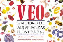 Spanish Books / Children's books for classroom use, written in Spanish.