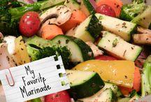 Cookin' it Up ~ Marinades, Sauces & Condiments / by Cheryl Lambert