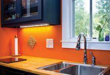 Diseño interiores casa