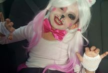 DIY MANGLE COSTUME / Diy Child's Mangle Costume Five Nights at Freddys