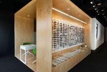 interiores - comercial / by Elisa Lara