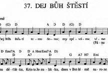 noty na flétnu