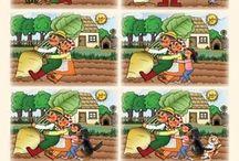 kreslené pohádky